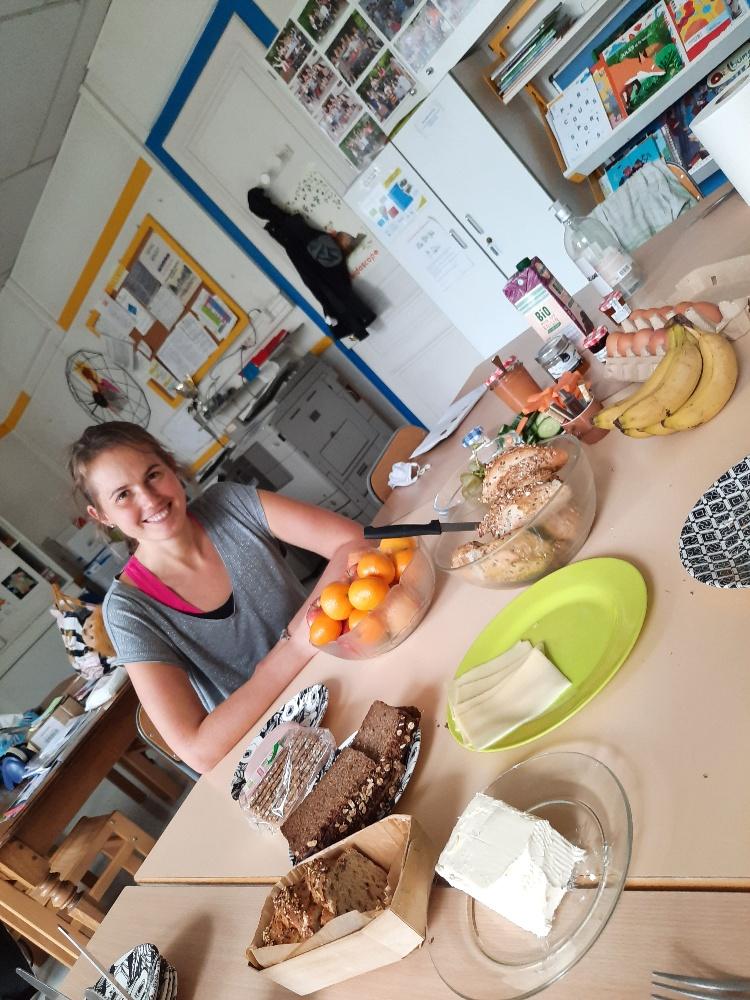 Découverte du petit-déjeuner made in Germany !